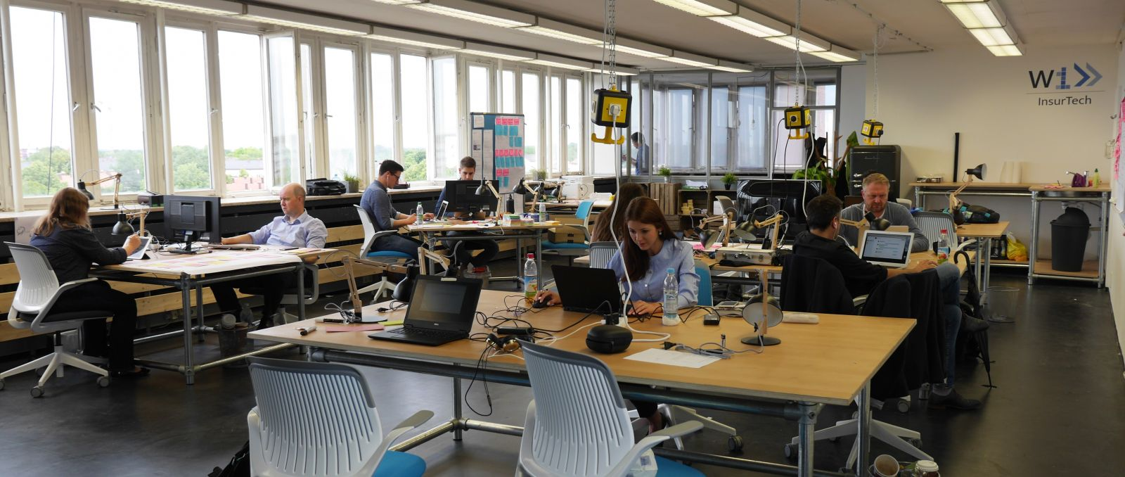 8 BEST COWORKING SPACES IN MUNICH 6
