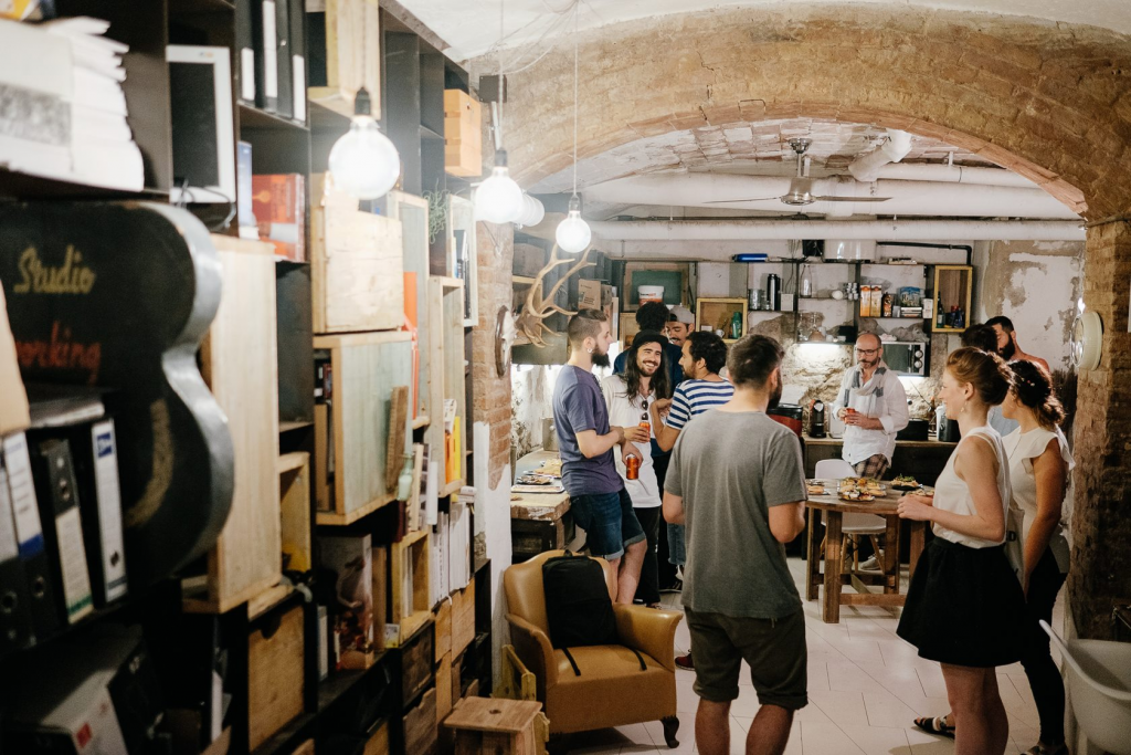 BEST COWORKING SPACES IN BARCELONA