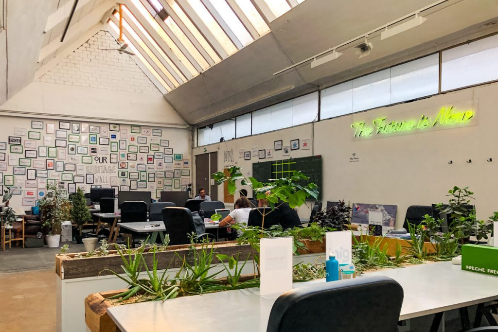 BEST COWORKING SPACES IN BERLIN