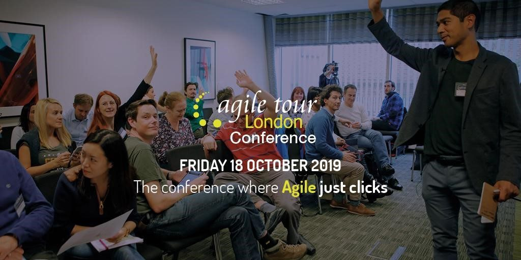 AGILE TOUR LONDON 2019