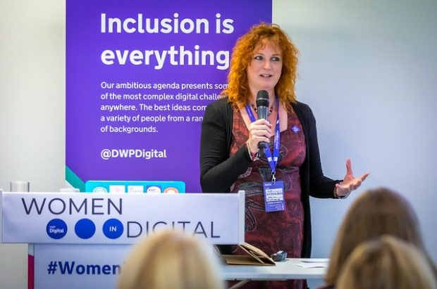DWP DIGITAL IS DIVERSIFYING WOMEN CONTRIBUTION IN THE PUBLIC SECTOR 3