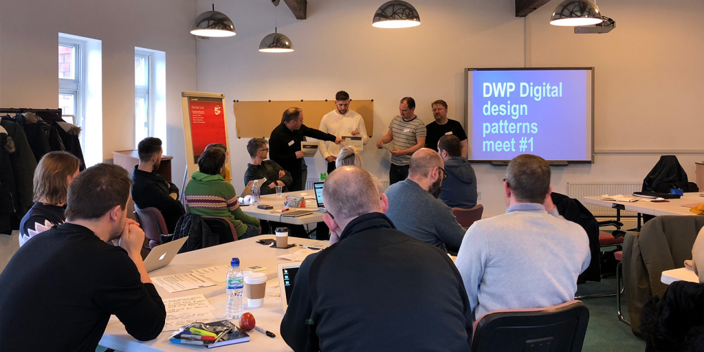 DWP DIGITAL London Tech Job Fair Autumn 2019