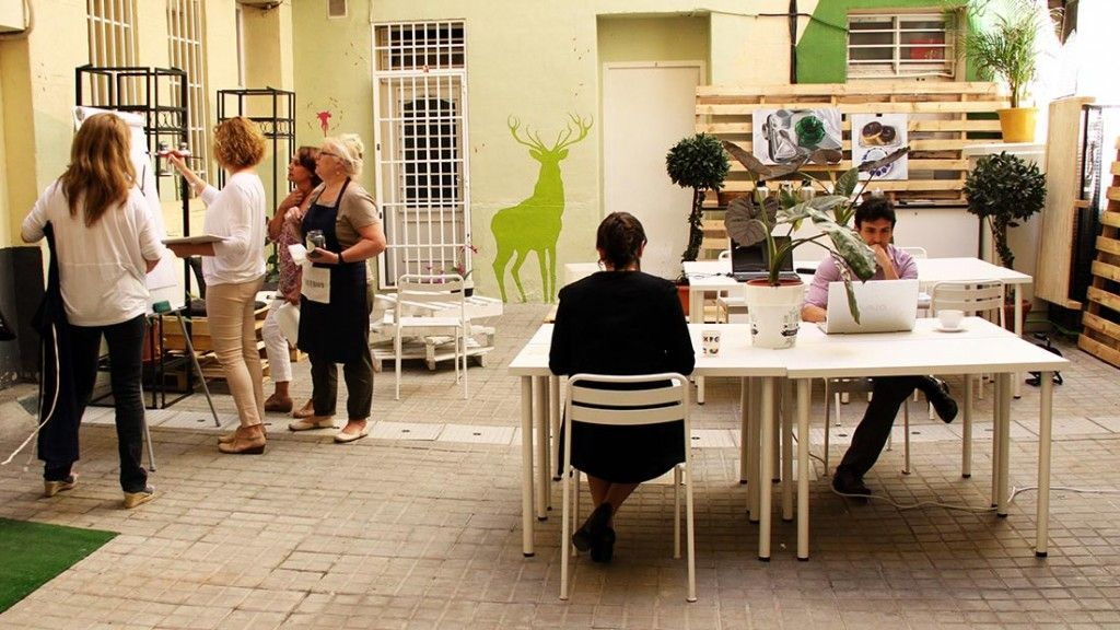 5 BEST COWORKING SPACES IN MADRID - THE SHED COWORKING