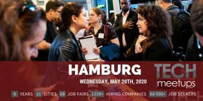 HAMBURG TECH JOB FAIR SPRING 2020