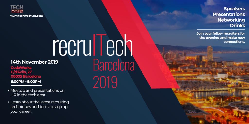 RECRUITECH BARCELONA 2019