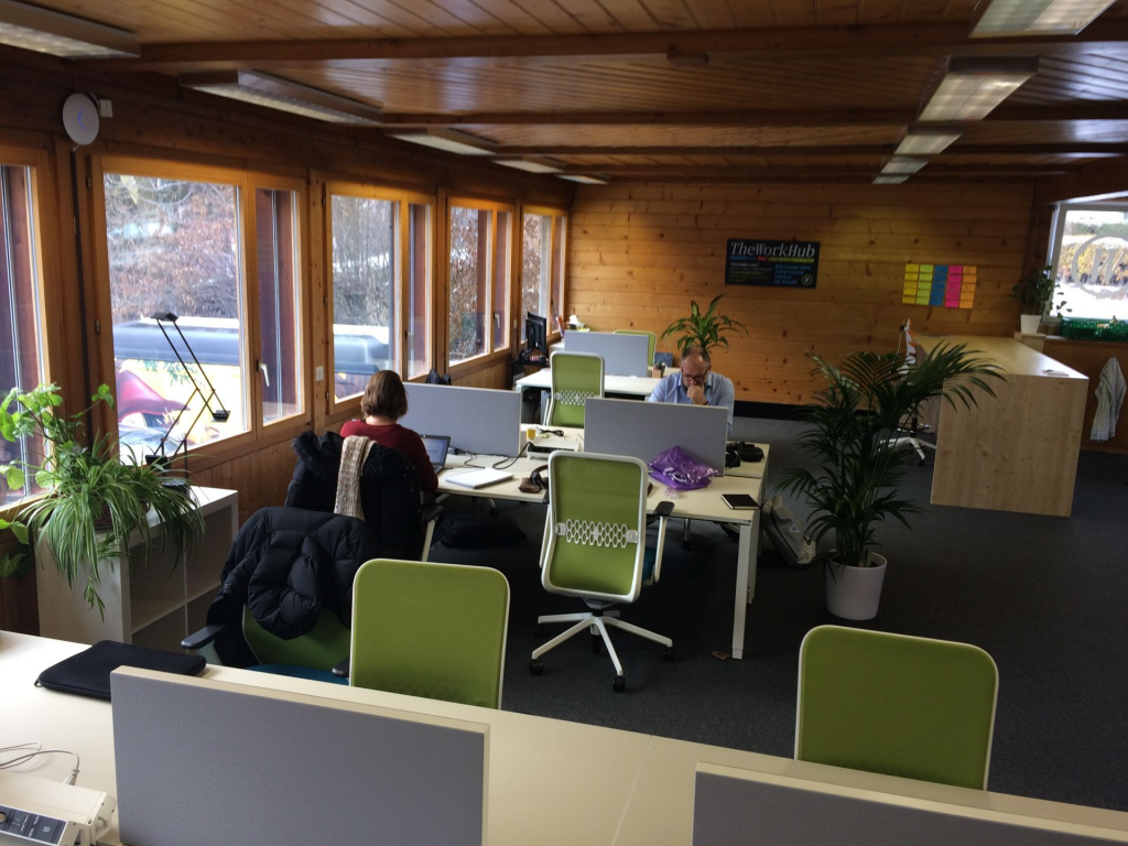 THE WORKHUB BULLE - BEST COWORKING SPACES IN BERN