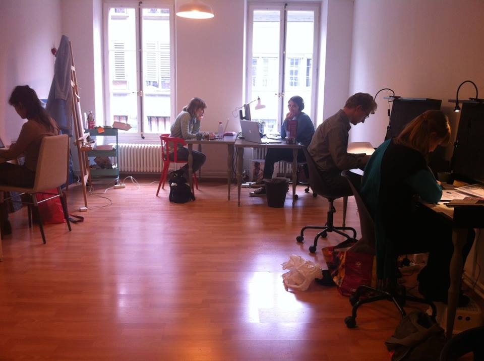 URBANFISH - BEST COWORKING SPACES IN BERN