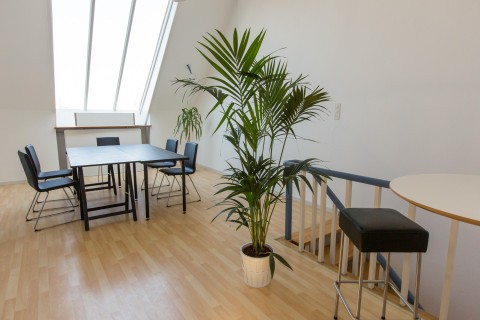 WORK CENTRAL BERN - BEST COWORKING SPACES IN BERN