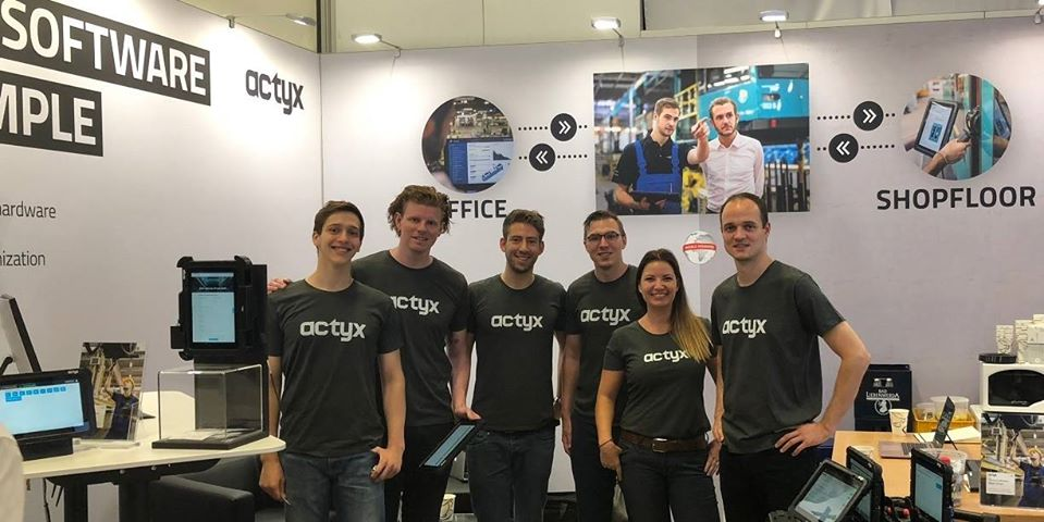 ACTYX Munich Tech Job Fair Spring 2020