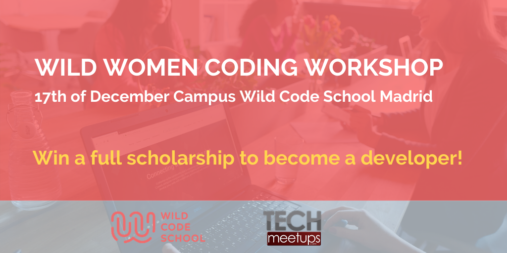 Wild Code School and Tech Meetups