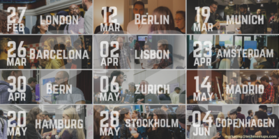 TechMeetups Spring 2020 Job Fairs