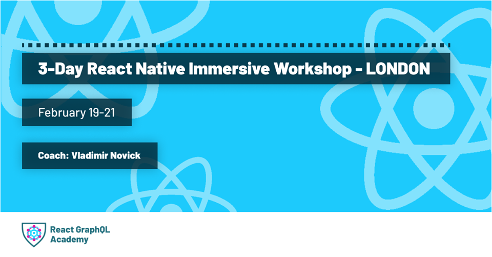 3 Day React Workshop