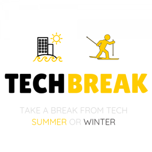 Take a break from tech in Winter or Summer