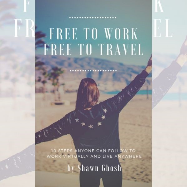 Book of the Month - FREE to Work FREE to Travel