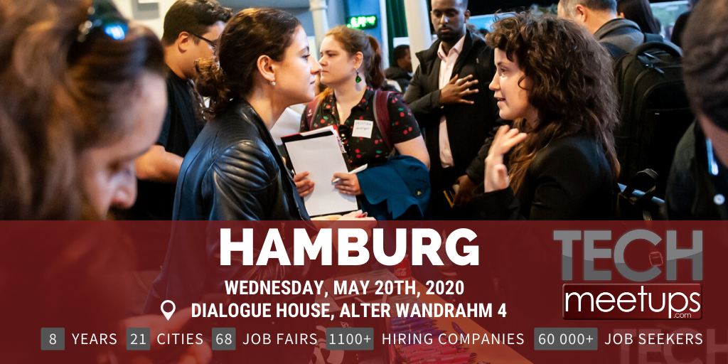 HAMBURG TECH JOB FAIR SPRING 2020