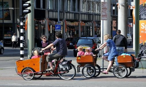 Work-Life Balance - 10 REASONS AMSTERDAM IS A TECH TALENT HUB